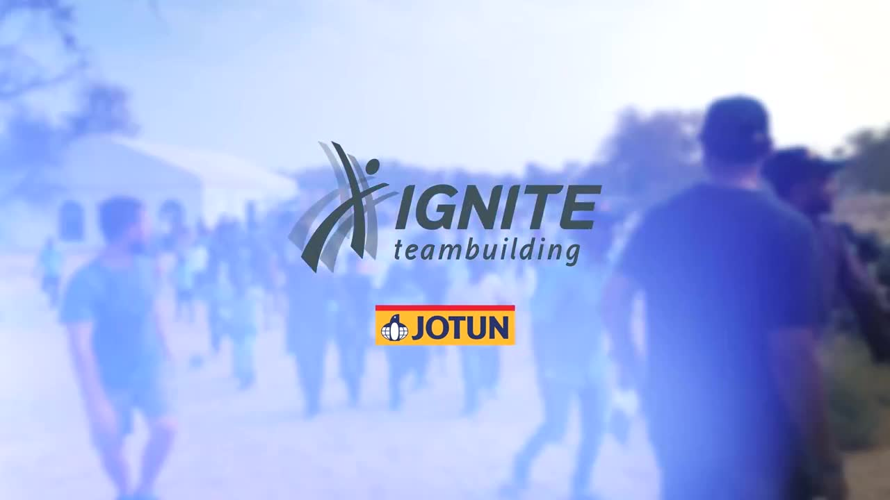 IGNITE TeamBuilding with Jotun at Aventura Park