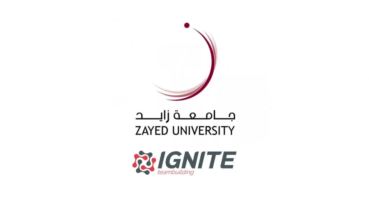 IGNITE Teambuilding & Zayed University