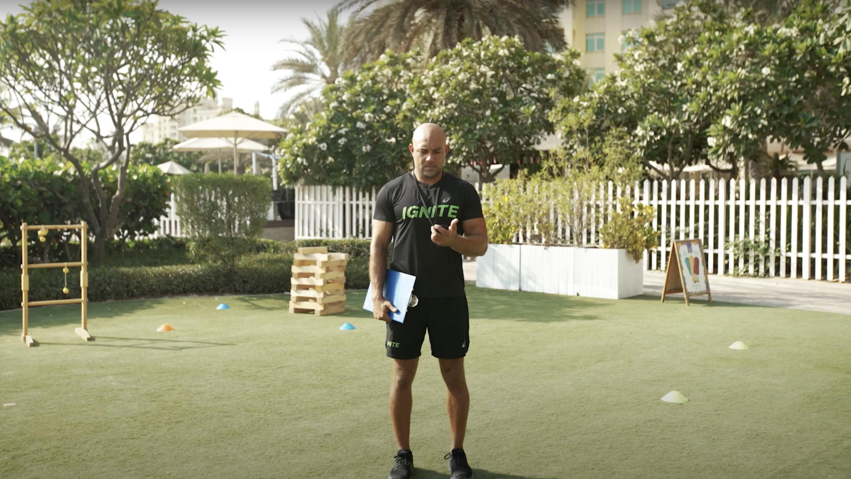 IGNITE team building – Guillaume vs Guillaume